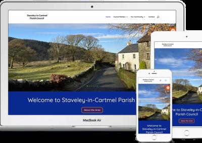 Staveley-in-Cartmel Parish Council